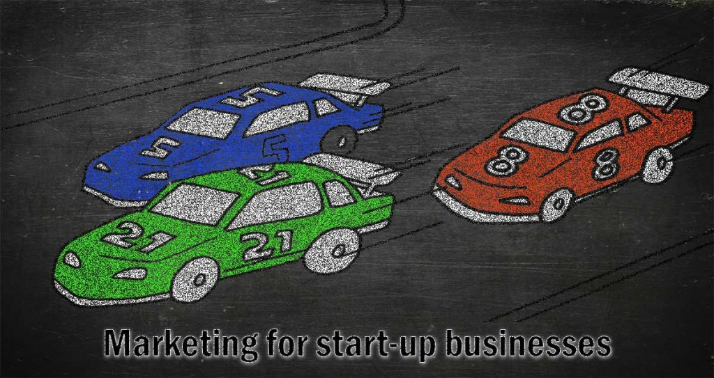 start-up businesses