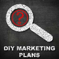 DIY marketing plans